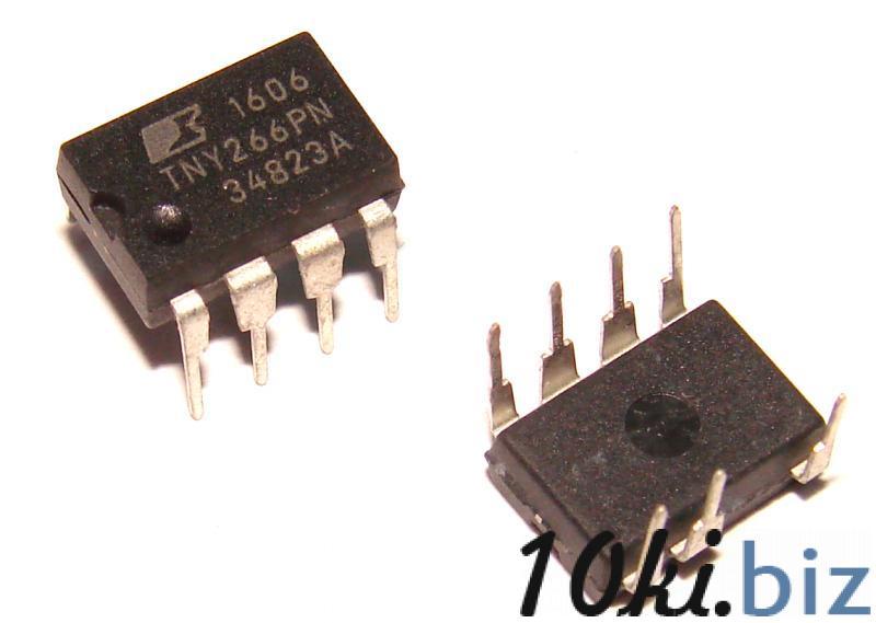 Микросхема TNY266PN TNY266 ШИМ контроллер  купить в Полтаве - Интегральные микросхемы