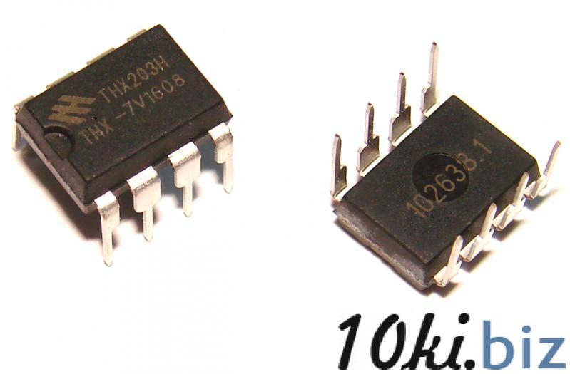 Микросхема ШИМ контроллер THX203H Интегральные микросхемы в Украине