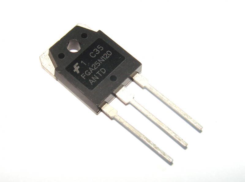 Транзистор FGA25N120ANTD FGA25N120