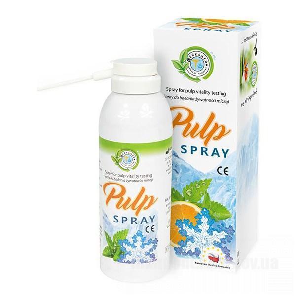 Фото Для стоматологических клиник, Материалы, Лечебные и профилактические материалы Pulp Spray Mint & Orange
