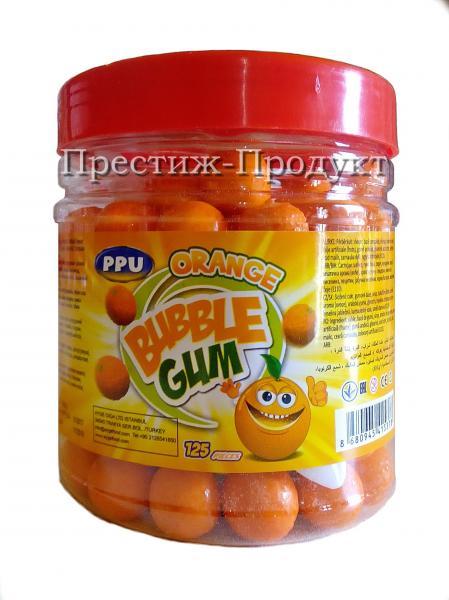 """Жевательная резинка """"Апельсин"""" 125 шт."""