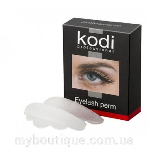 Бигуди для биозавивки (пара) ( «М» белые ) Kodi