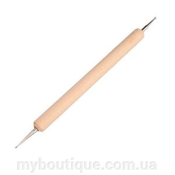 Дотс с деревянной ручкой