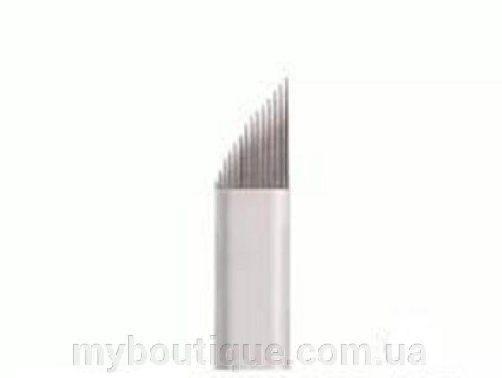 Наконечник (металлический) для нанесения перманентного макияжа №18 Kodi