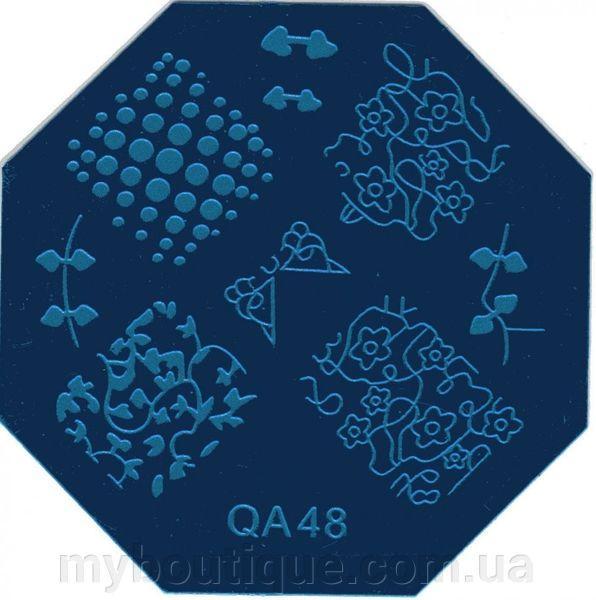 Диск для стемпинга серии QA-48