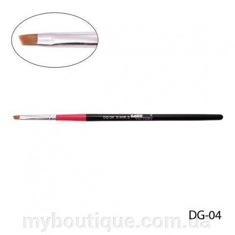 Искусственная кисть для геля и рисования №4 DG-04