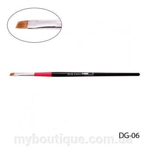 Искусственная кисть для геля и рисования №6 DG-06