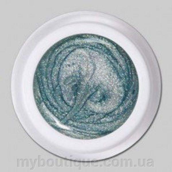 Гель краска Royal - серебро 8 мл