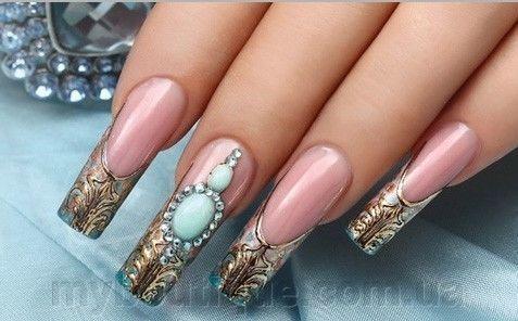 Фото Гелевые системы для наращивания ногтей, Витражные гели для наращивания ногтей Витражный гель для наращивания ногтей (фуксия)