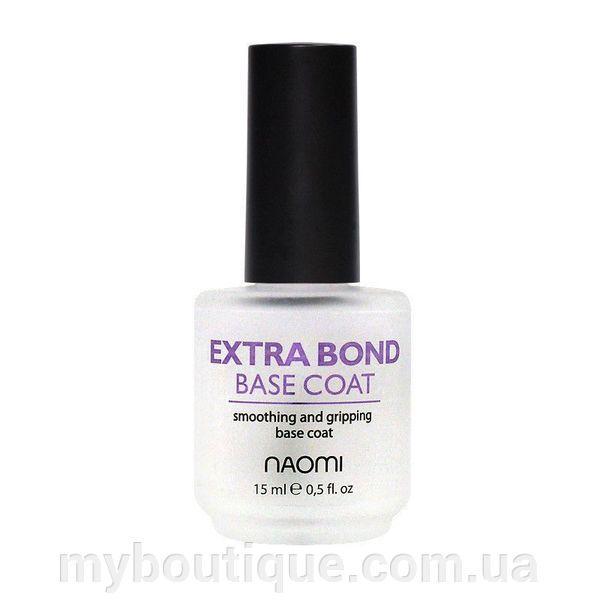 Extra Bond Base Coat Naomi (Базовое покрытие) 15 мл