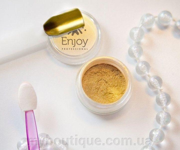Пыль зеркальная 1 гр (gold) TM Enjoy Professional