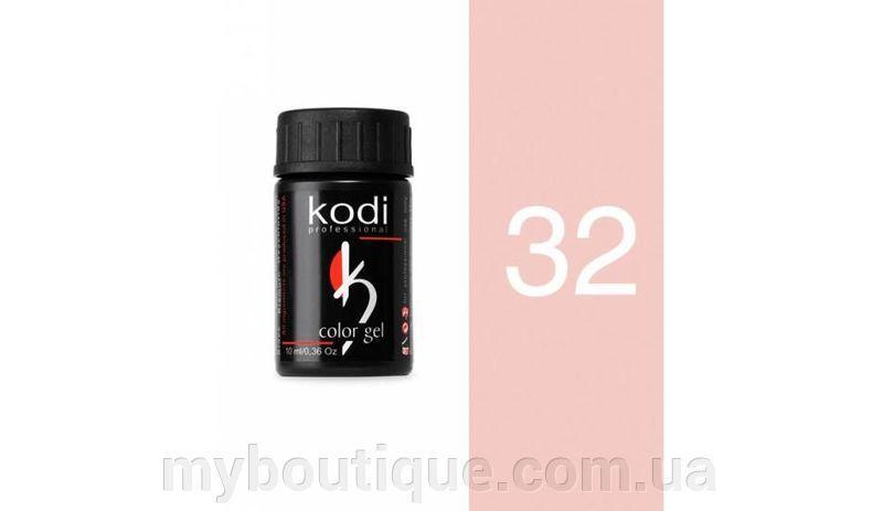 Гель цветной 32 Fuzzy Navel 4 мл (Kodi)
