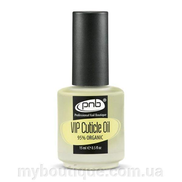 Масло для кутикулы PNB VIP Cuticle Oil 15 мл