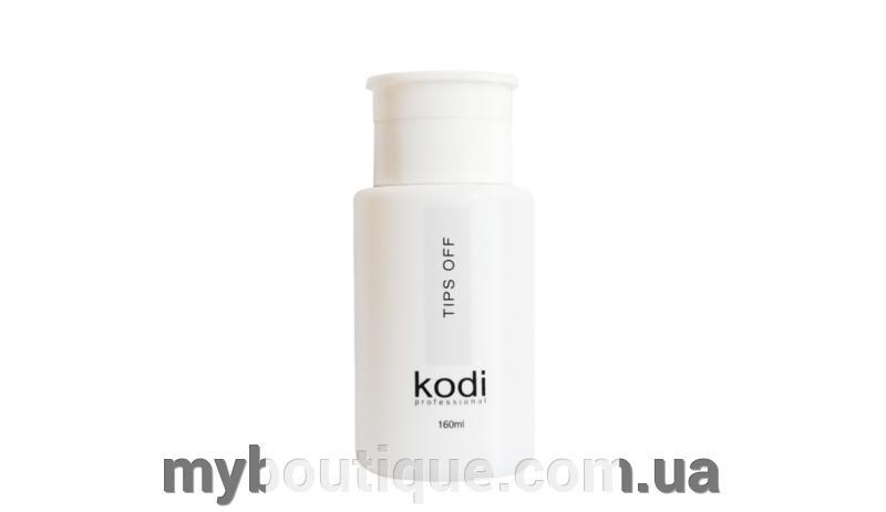 Tips Off New Kodi Жидкость для снятия искусственных ногтей 160 мл