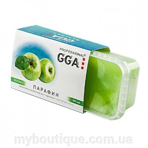 Парафин витаминизированный ЯБЛОКО 0,5 КГ GGA Professional