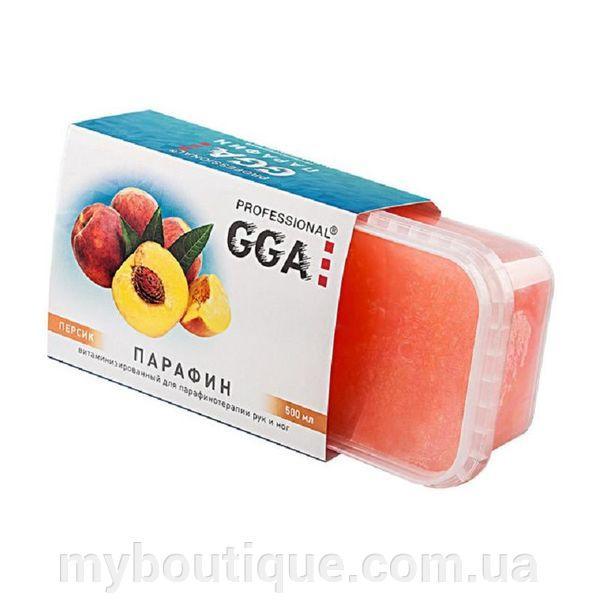 Парафин витаминизированный ПЕРСИК 500 мл GGA Professional