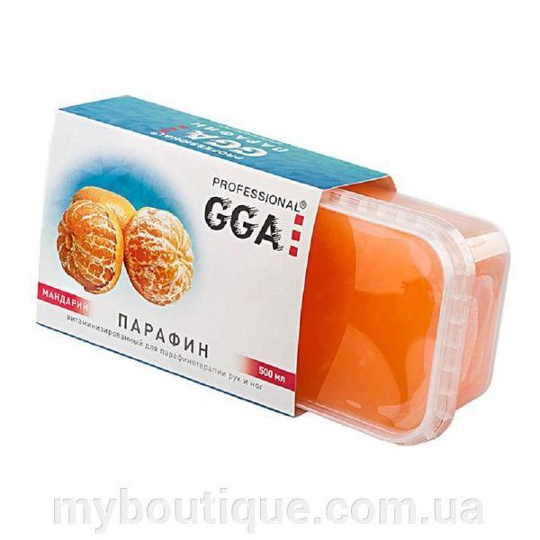 Парафин витаминизированный МАНДАРИН 500 мл GGA Professional