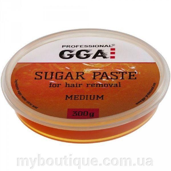 Паста для шугаринга (MEDIUM) 0.3 кг GGA Professional