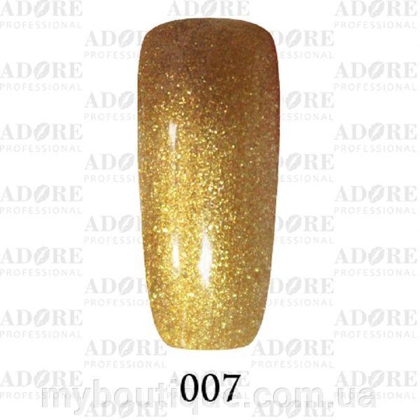 Гель-лак Adore Professional № 007, 9 мл