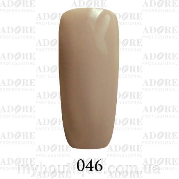 Гель-лак Adore Professional № 046, 9 мл