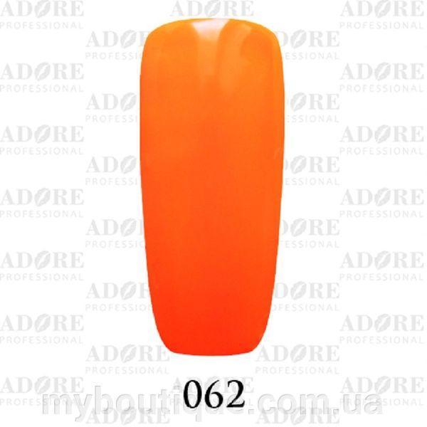 Гель-лак Adore Professional № 062, 9 мл