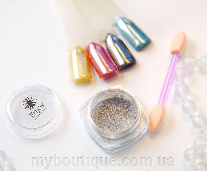 Пыль зеркальная 1 гр (chrome) TM Enjoy Professional