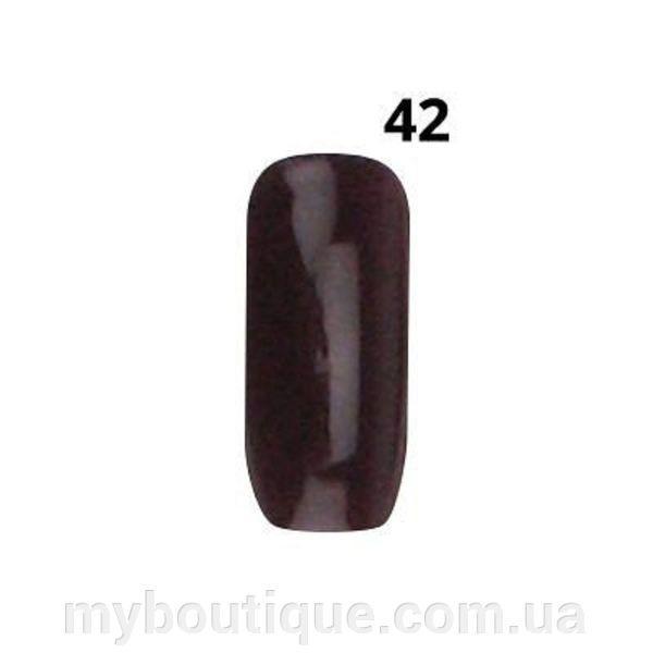 "Гель-лак maXmaR №042 ""Темный Шоколад"", 15 ml"