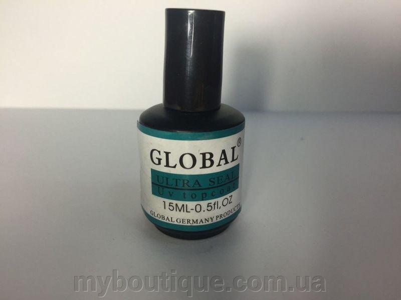 Ultra Seal Global top coat 15 ml/Финиш Ultra Seal Global 15 мл