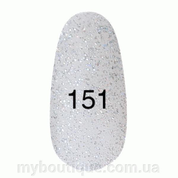 Гель лак для ногтей Kodi №151 8 мл