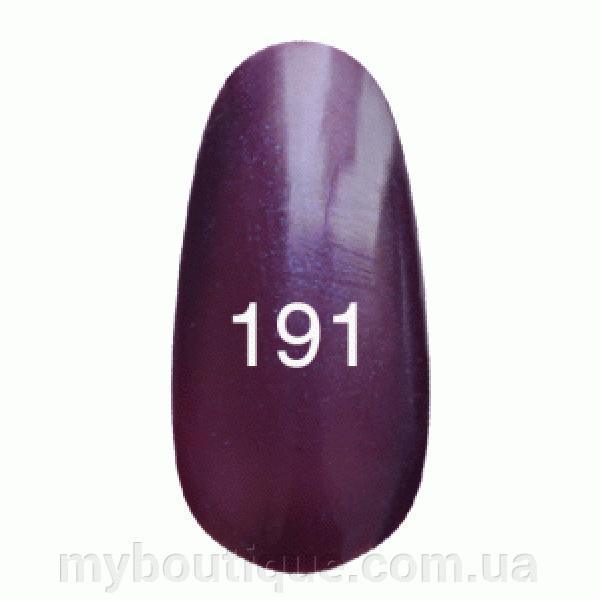Гель лак для ногтей Kodi №191 8 мл