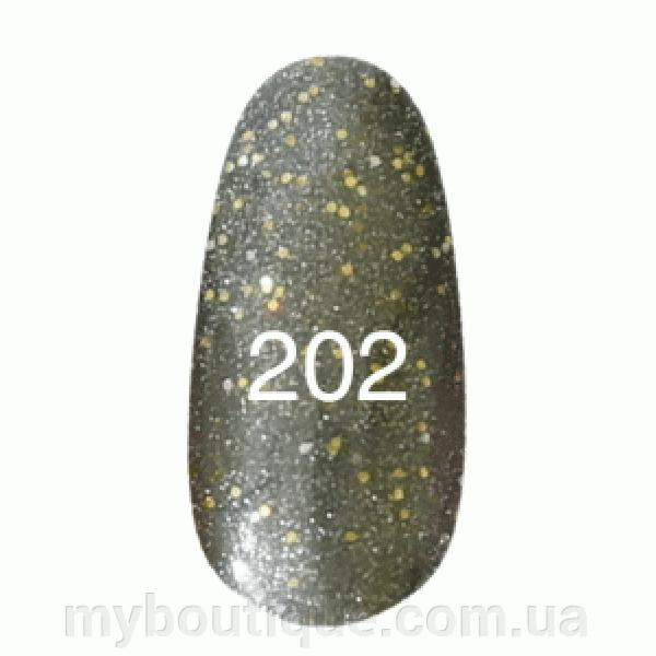Гель лак для ногтей Kodi №202 8 мл