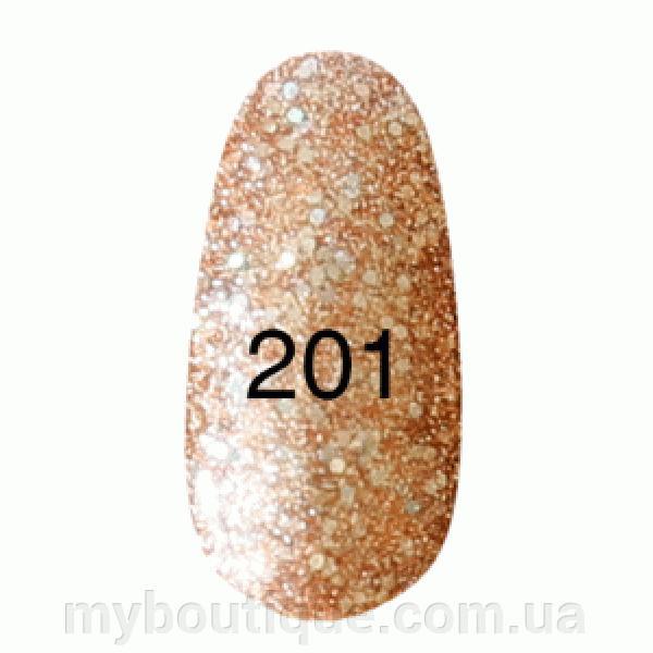 Гель лак для ногтей Kodi №201 8 мл