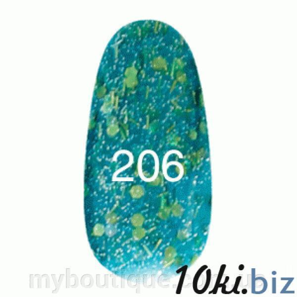 Гель лак для ногтей Kodi №206 8 мл Гель-лаки, гель-краски для ногтей в Украине
