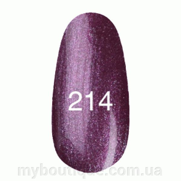 Гель лак для ногтей Kodi №214 8 мл