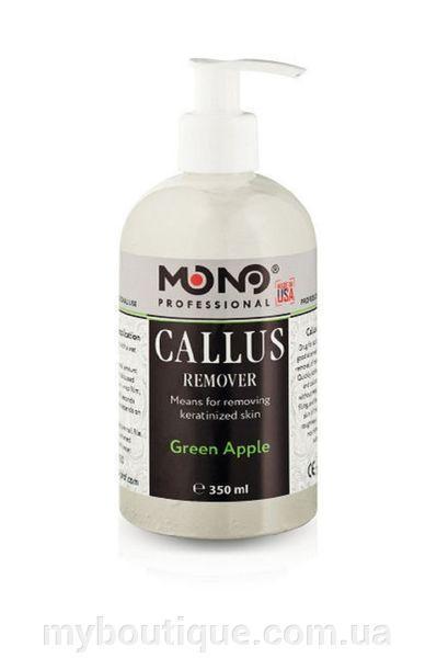 Средство для удаления мозолей и натоптышей Mono professional Зелёное яблоко
