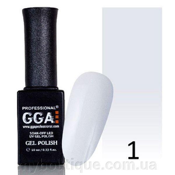 Гель-лак GGA Professional №001 10 мл