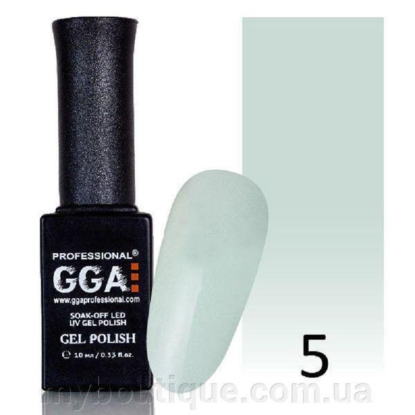 Гель-лак GGA Professional №005 10 мл