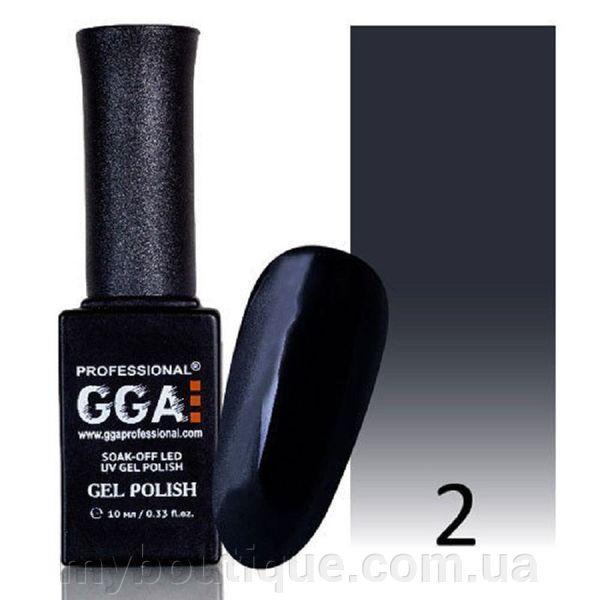 Гель-лак GGA Professional №002 10 мл