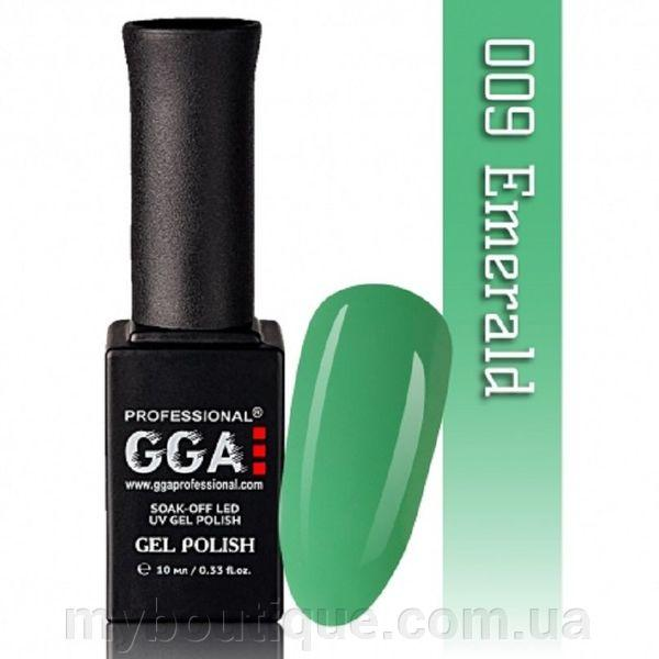 Гель-лак GGA Professional №009 10 мл