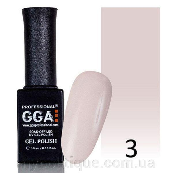Гель-лак GGA Professional №003 10 мл