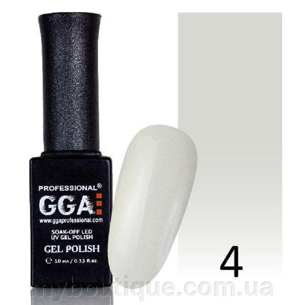 Гель-лак GGA Professional №004 10 мл