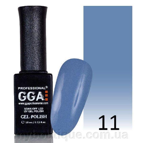 Гель-лак GGA Professional №011 10 мл