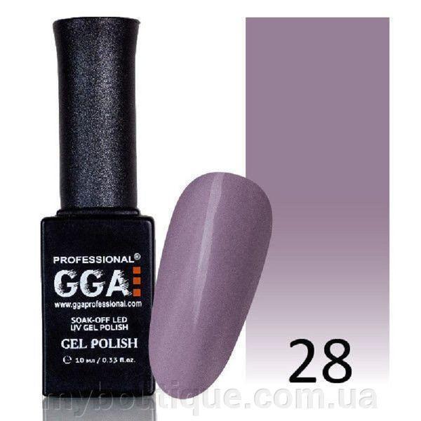Гель-лак GGA Professional №028 10 мл