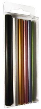 Трубочки для создания С-изгиба арки ногтей ( 6 шт)