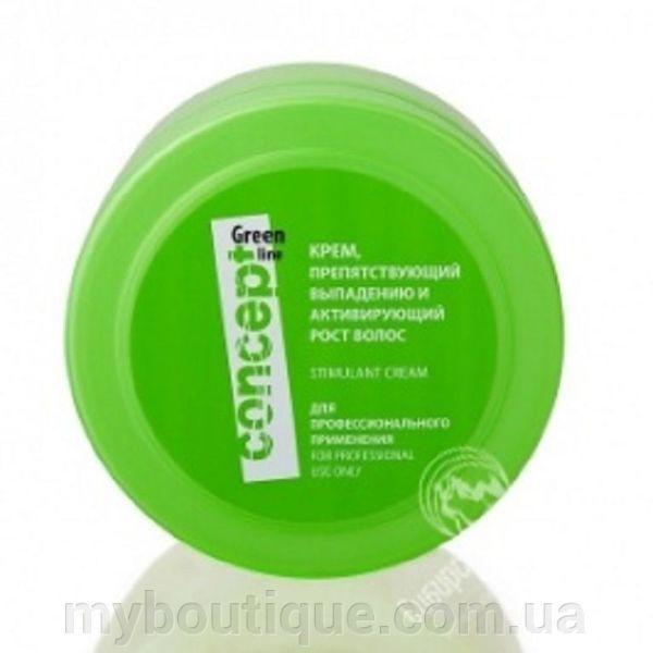 Крем, препятс. выпадению и активир. рост волос Hair Loss Reducing and Stimulant Cream 300мл CONCEPT Concept