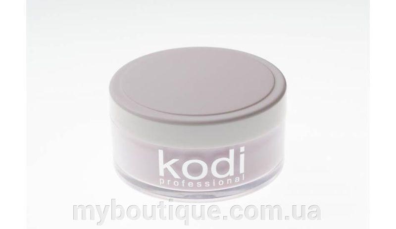Kodi Professional матирующая пудра Glamour French #54 (нежно персиковый с блеском), 22 гр