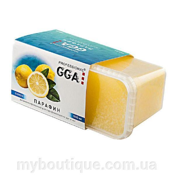 Парафин витаминизированный ЛИМОН 1000 мл GGA Professional