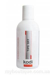 Tips Off New Kodi Жидкость для снятия искусственных ногтей 500 мл