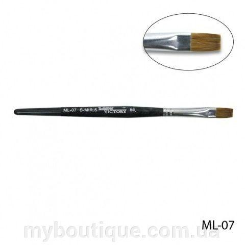 Кисть натуральная №8 ML-07