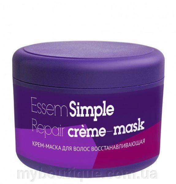 Крем-маска для волос восстанавливающая, 500 мл Concept